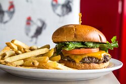 Jack Murphy Cheeseburger