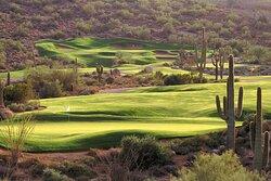 Sunridge Canyon Golf Club Number 1 & 18 holes