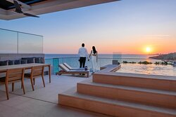 Duplex Roof Top Terrace With Private Pool Guests