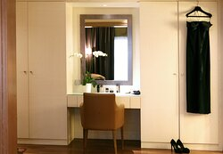 Enjoy the spaciousness of the Olympian Suite at our Limassol hotel
