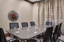 Host your next business meeting at our Executive Boardroom