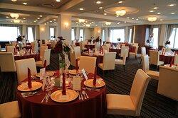 Sky Banquet Room Comfort