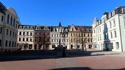 Marktplatz Crimmitschau