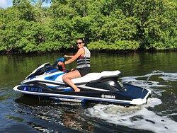 Mangrove Route 3 Hour Jet Ski tour