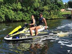 Mangrove Jet Ski fun!