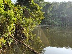 Seng Chew Quarry Lake