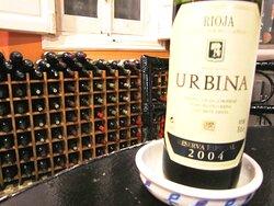 Urbina Reserva Especial 2004 Bodegas Rioja