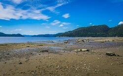 Baie Ste Marguerite, sentier le fjord