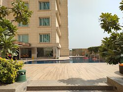 The best hotel in the heart of Agra !