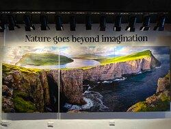 Nature goes beyond imagination