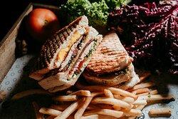 Bica Club Sandwich