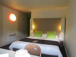 Campanile Bayeux, Chambre Double