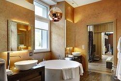 Old World Residence Bathroom