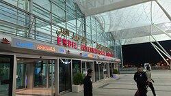 EBL Airport