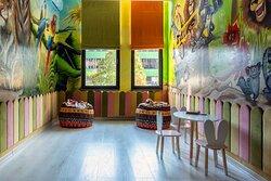 Детская Комната с услугой няни (бесплатно)