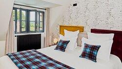 Roomy Suite - coté chambre