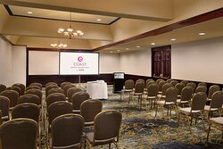 Coast Prince George Hotel by APA Ballroom Banquet