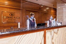 Our friendly and professional staff is ready to welcome you