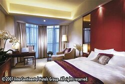 Superior Room - Crowne Plaza Foshan