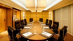 One of 14 convenient event rooms with state-of-the-art equipment.