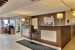Check into your home away from home at our front desk