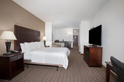 ADA Accessible King Suite