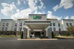 Welcome to the Holiday Inn Express & Suites Madison