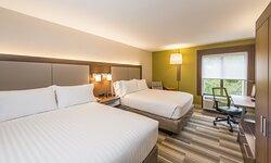 2 Queen Bed Standard Room Non Smoking