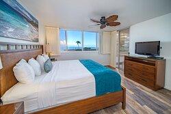 Unit #108 1 Bedroom 1 Bath Oceanfront