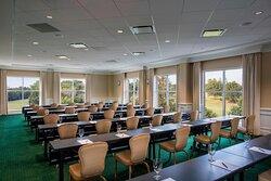 Overlook Event Venue - Classroom Setup