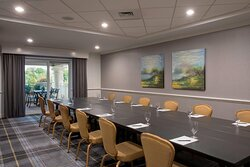 Bissell/Harris Event Venues - Conference Setup