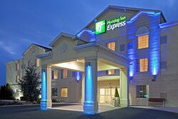 Welcome to the Holiday Inn Express Reading Airport!