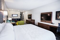Holiday Inn & Suites Calgary South Conference Ctr Junior Suite