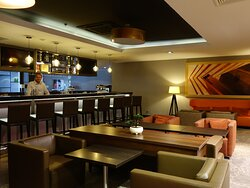 Lounge Bar is located on 1st floor