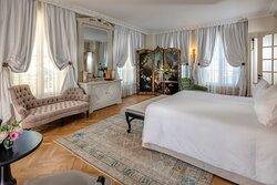 Suite avec salon privé Villa Saint Ange Aix en Provence