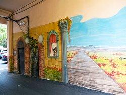 In Yerevan, every street corner or urban arches has its own story.  Discover the hidden views of street corners in Yerevan fully painted with graffiti arts. They are not just ordinary passages – they are real works of art.🤩 Here are some paintings⬇️  #YeraniTravel #travelwithyeranitravel #Armenia #visitArmenia #ЕраниТравел #explorearmenia #DiscoverArmenia #resorts #հանգստյանտներ #resortsinArmenia
