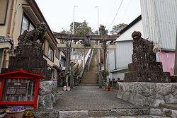 いの町・琴平神社