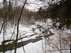 Parc de l'Escarpement - rivière du Berger