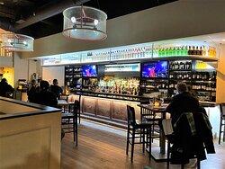 Bar... Covid Spacing