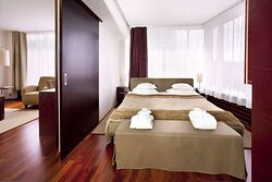 Suite with One King Size Bed