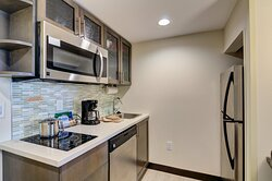 Kitchens feature Stainless Steel Appliances Including Dishwasher