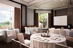 Jasmine Conference Room - Banquet Setup