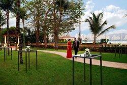 Gauri Point Outdoor Meeting Area
