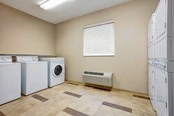 Candlewood Suites Cutoff Louisiana Laundry Facility