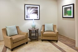 Lounge area - Candlewood Suites Hotel: Lodging in Dickinson ND