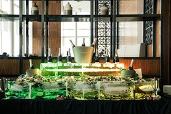 3 Spoons' monthly Sunday Brunch buffet