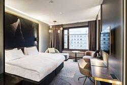King Standard room with WorkLife design