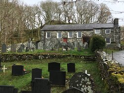 Salem Chapel, Cefncymerau, modern day Llanbedr near Harlech was made famous by the artist Sydney Curnow Vosper (1866 -1942) who painted Sian Owen in 1908, an old lady, wearing Welsh national costume for a visit to the chapel. ... The painting entitled 'Salem' hangs in the Lady Lever Art Gallery, Liverpool.