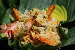 Haruka Rice with shrimps