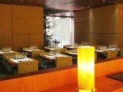 Restaurante The Hall (Nodo) Madrid